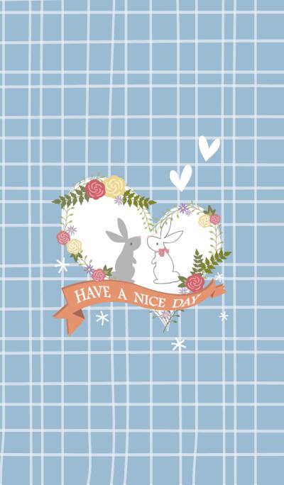 Rabbit Garden - HAVE A NICE DAY