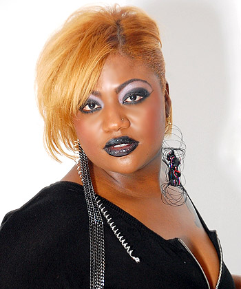 honey blonde hair on black women | The Hairstyle 9