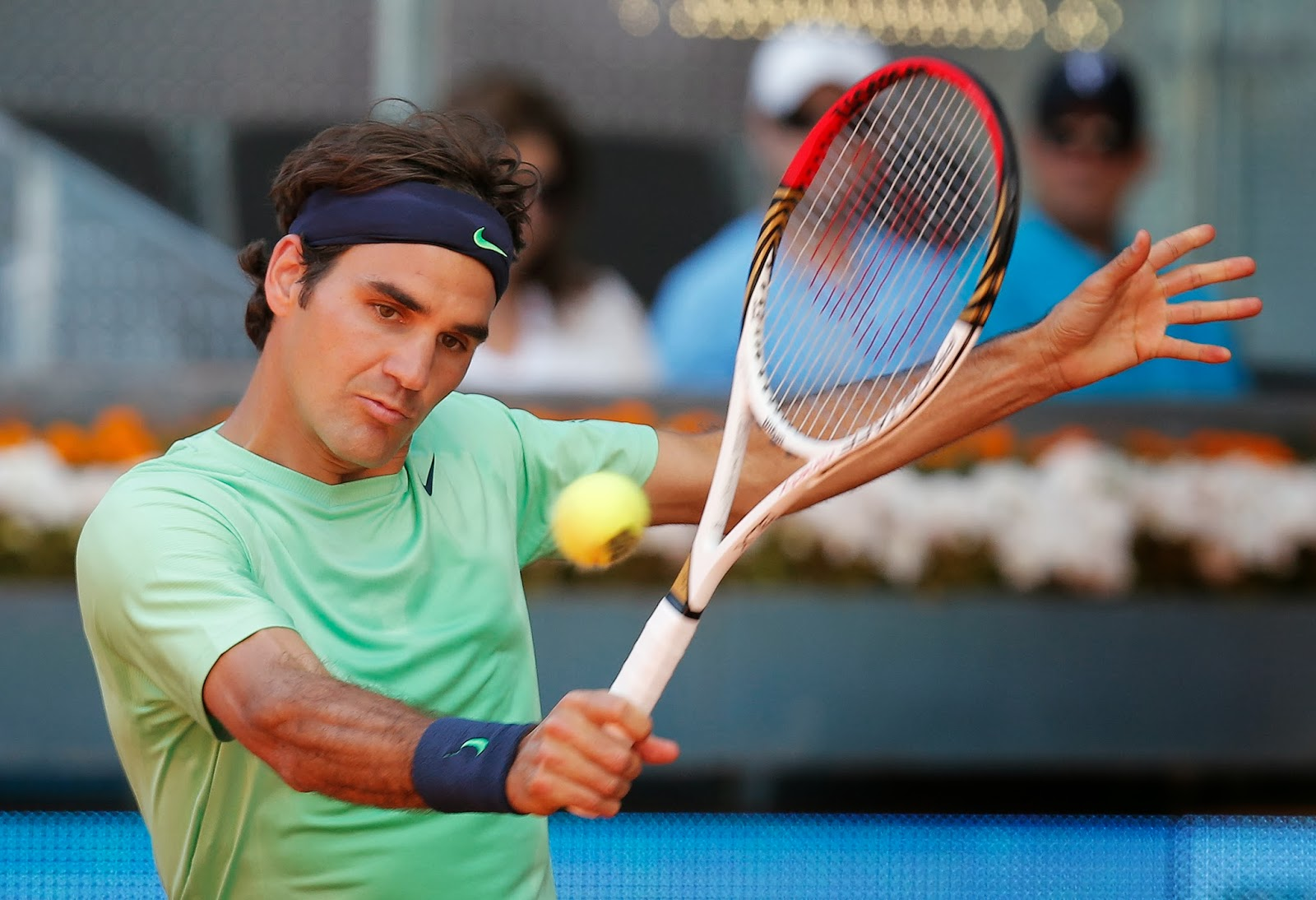 Roger Federer Hd: Tennis World: Roger Federer Latest HD Wallpapers 2013