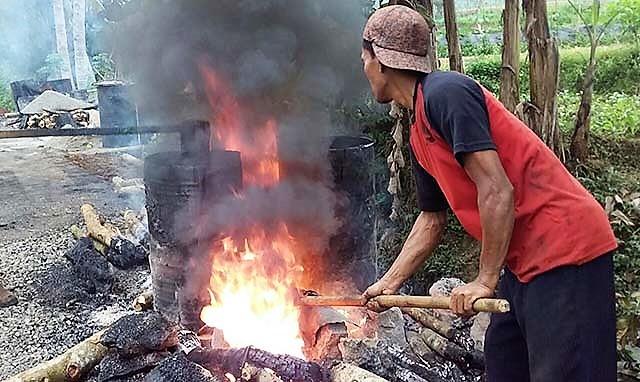 Bara Api Yang Akan Berubah di Jalan TMMD