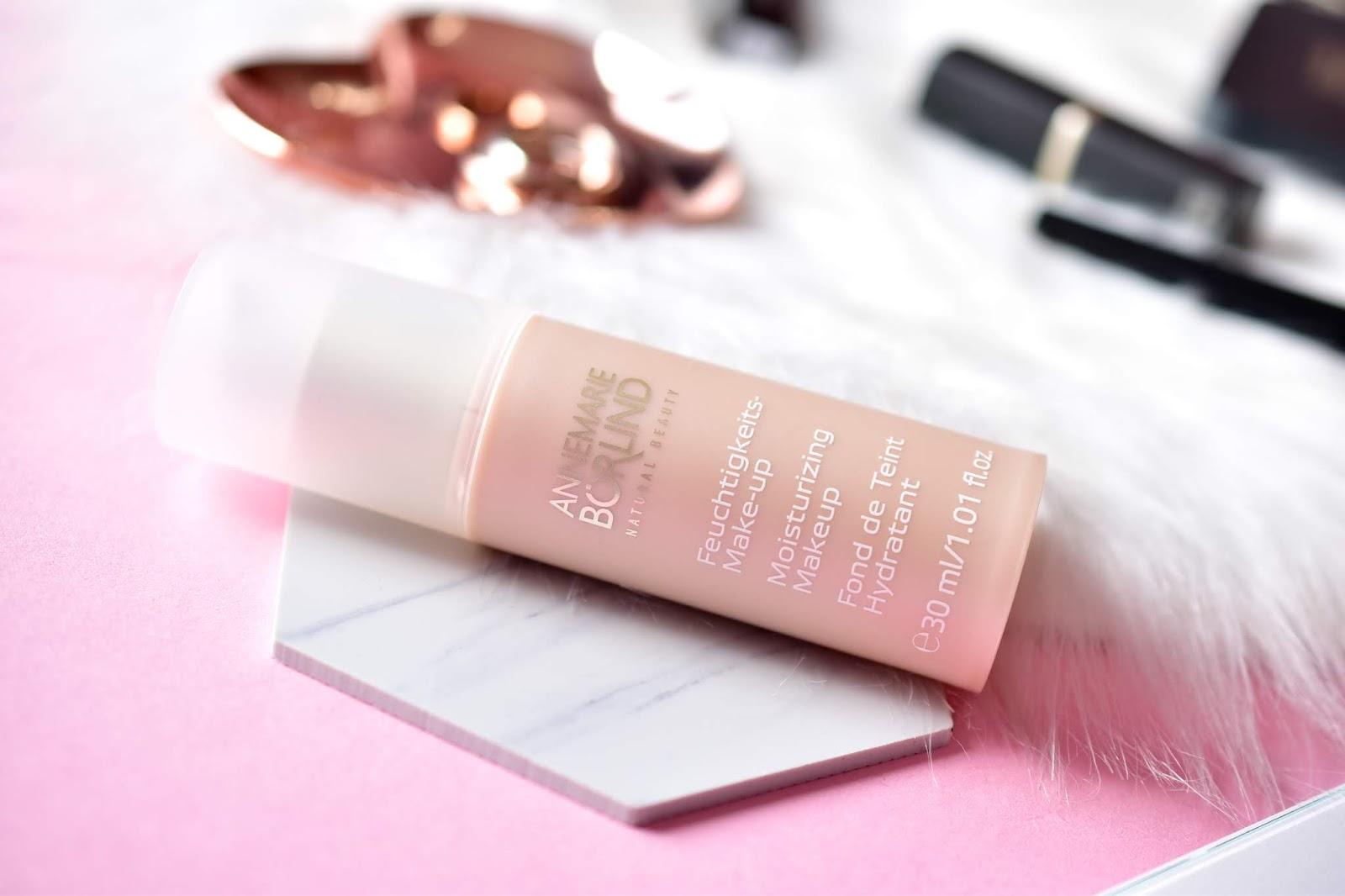 annemarie borlind hydratačný makeup