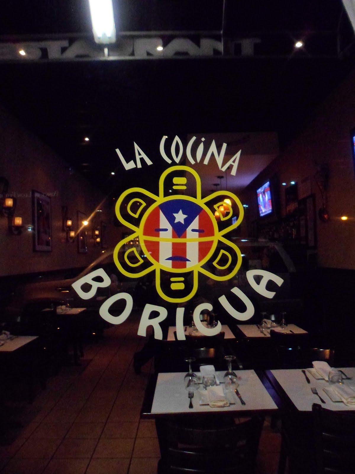 LOUISE CAZLEY Restaurant of the Month  La Cocina Boricua