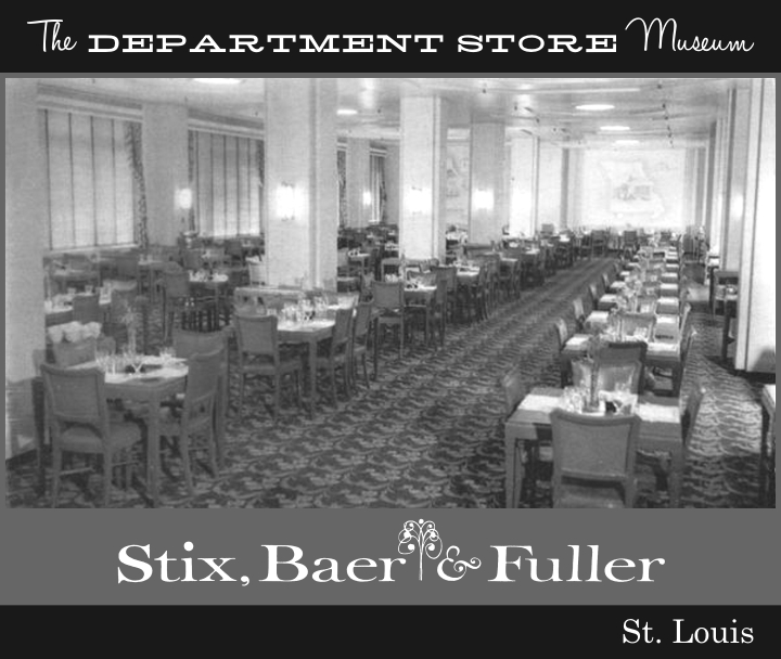 SBFu0027s Sixth Floor Was Home To The Highly Regarded. Missouri Room Restaurant.