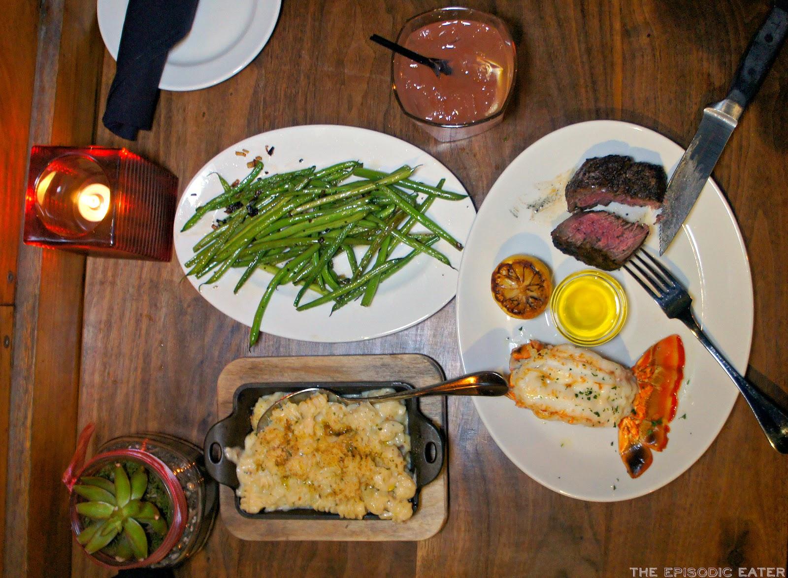 Del Frisco's Grille (Santa Monica, CA) - Valentine's Day Menu on The Episodic Eater