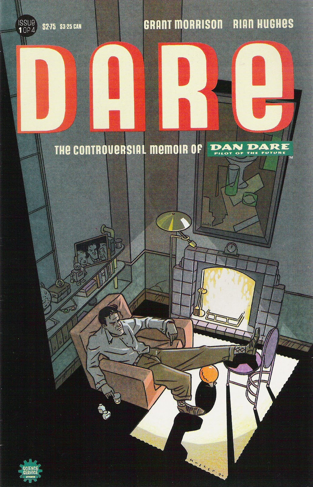 Read online Dare comic -  Issue #1 - 1