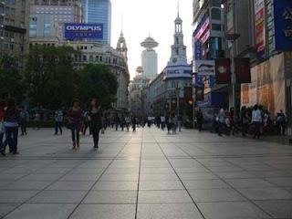 Nanjing East Road Shanghai