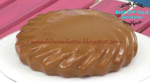 Torta Regina di Cuori ricetta Ciccarello da Bake Off Italia 5