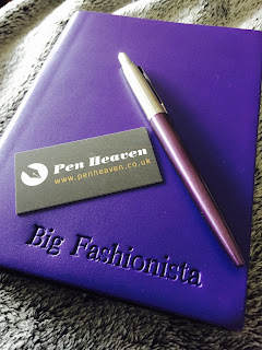 Purple Notebook