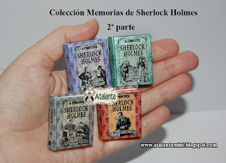 Memorias de Sherlock Holmes - Memoirs of Sherlock Holmes