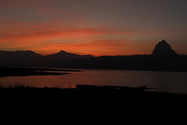 Sunset Camping mumbai