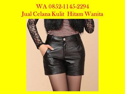 Celana Kulit Wanita