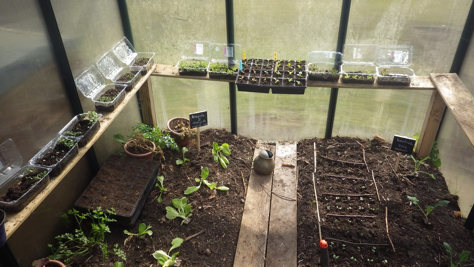 Moesker 39 s moestuin een tuin naar je aard - Hoe om te beseffen een tuin ...