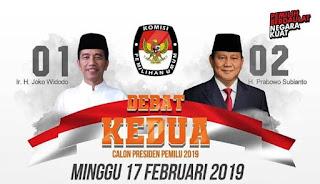Prabowo Terkesan Bingung saat Ditanya Jokowi tentang Unicorn, Apasih Unicorn?