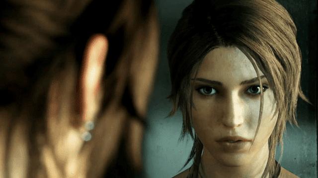 Lara Croft berubah menjadi seroang sosok yang aduhai dalam game Tomb Raider 2013