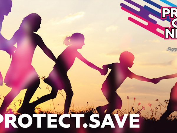 PayPal Protector Charity Night Run : RUN . PROTECT . SAVE