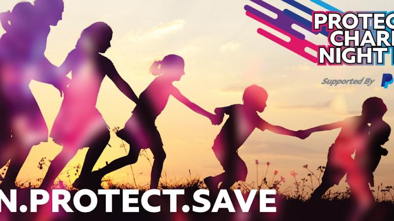 PayPal Protector Charity Night Run : RUN . PROTECT . SAVE