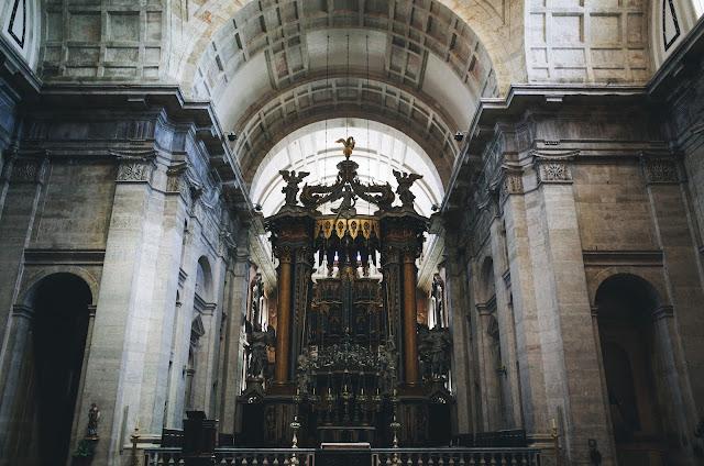 サン・ヴィセンテ・デ・フォーラ教会(Igreja de São Vicente de Fora)