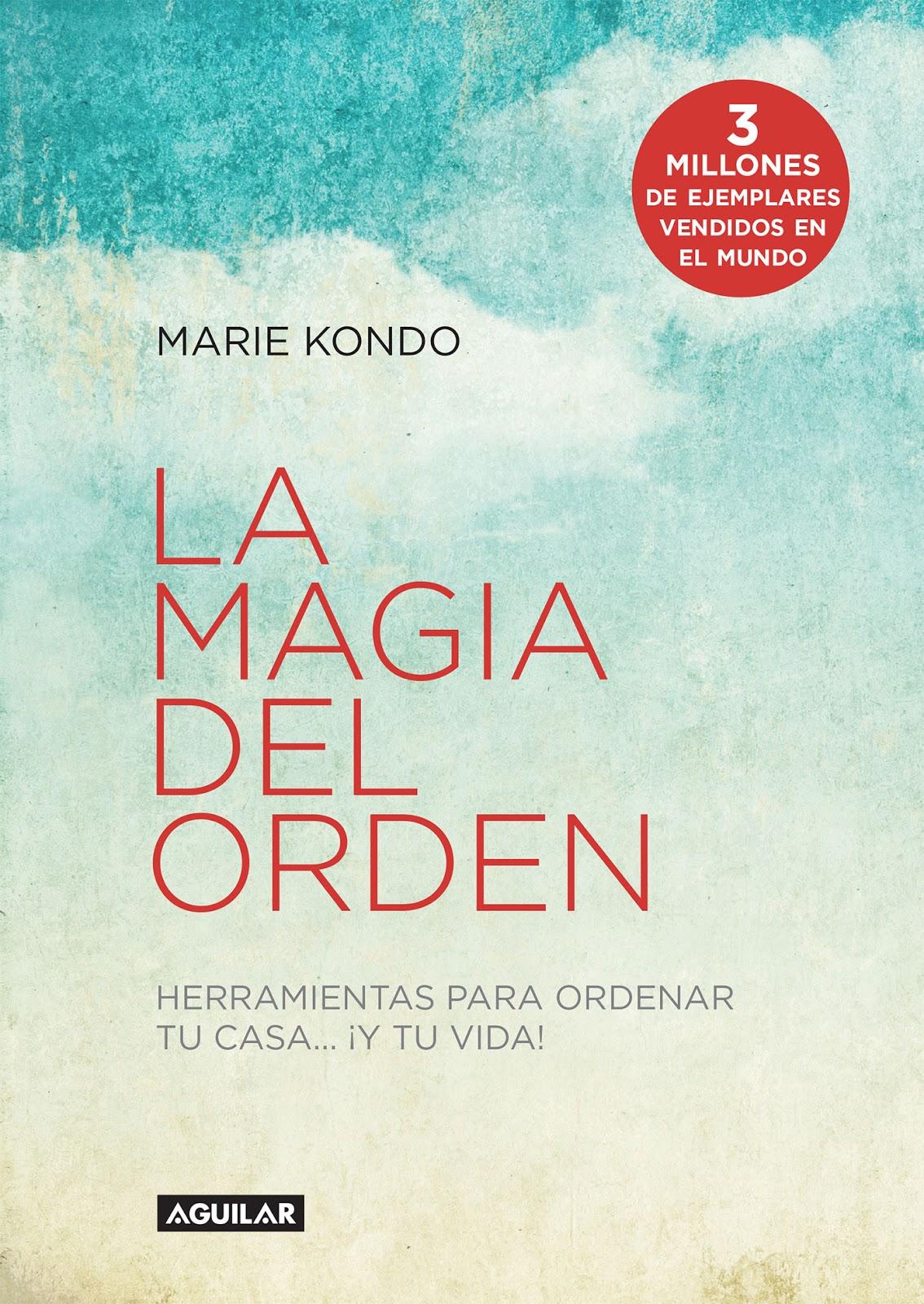 La magia del orden, de Marie Kondo