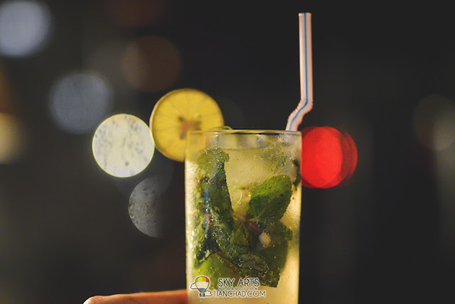 Mojito from Orchid Bar @ Club Med Cherating