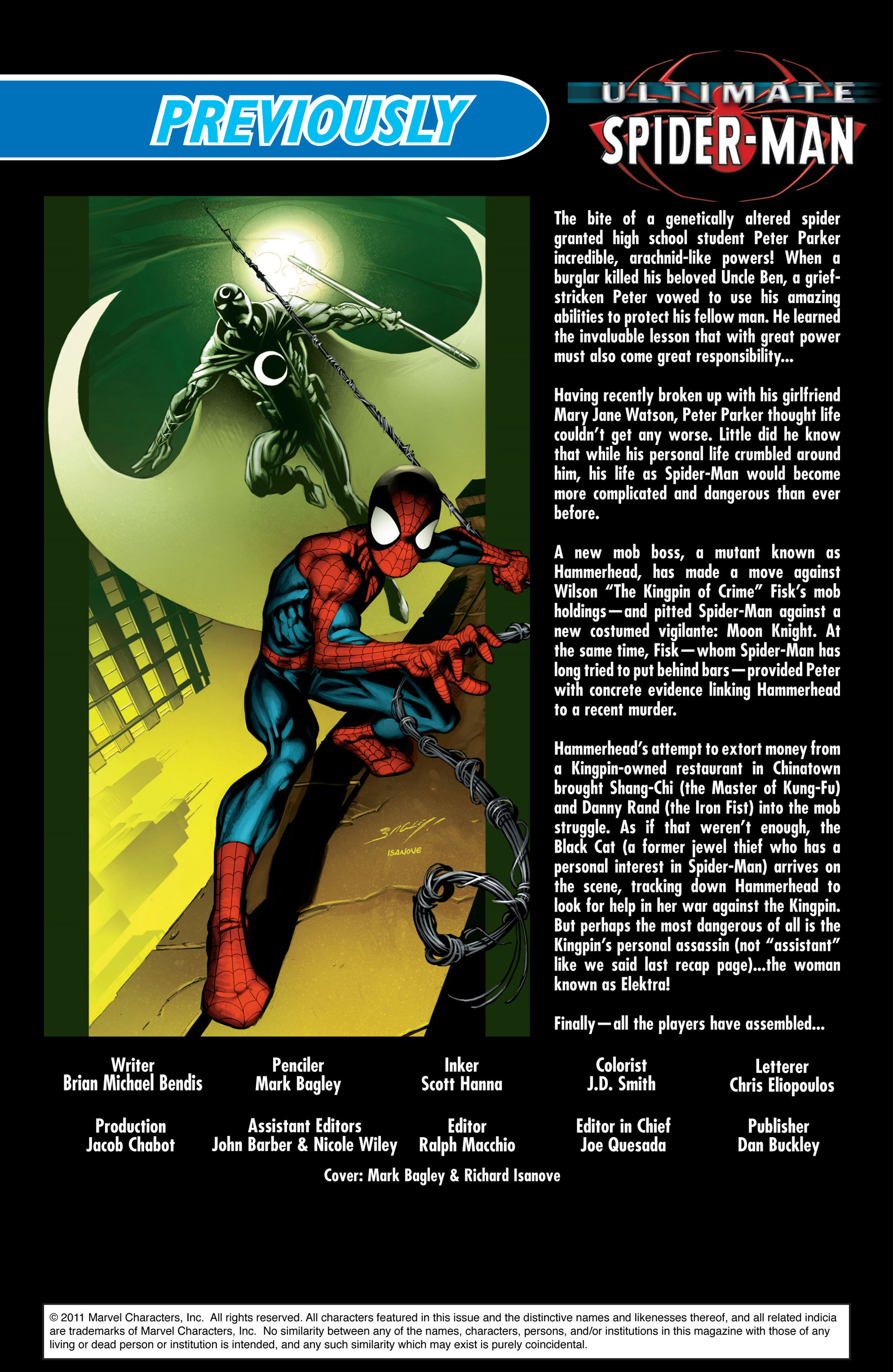 Read online Ultimate Spider-Man (2000) comic -  Issue #84 - 2