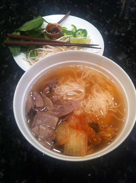 Howchow Oh An Loi Has Different Pho Let S Go