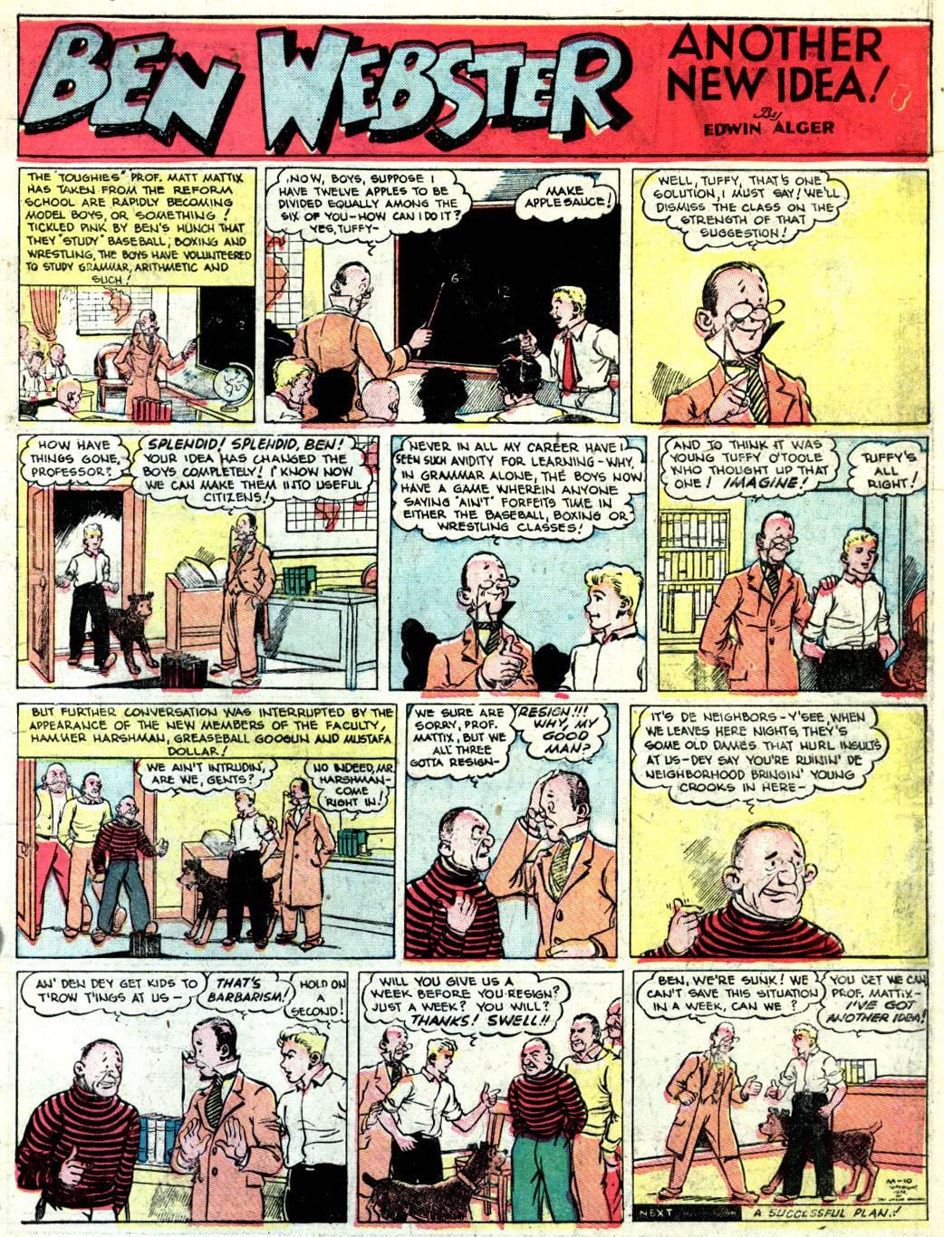 Read online All-American Comics (1939) comic -  Issue #10 - 31