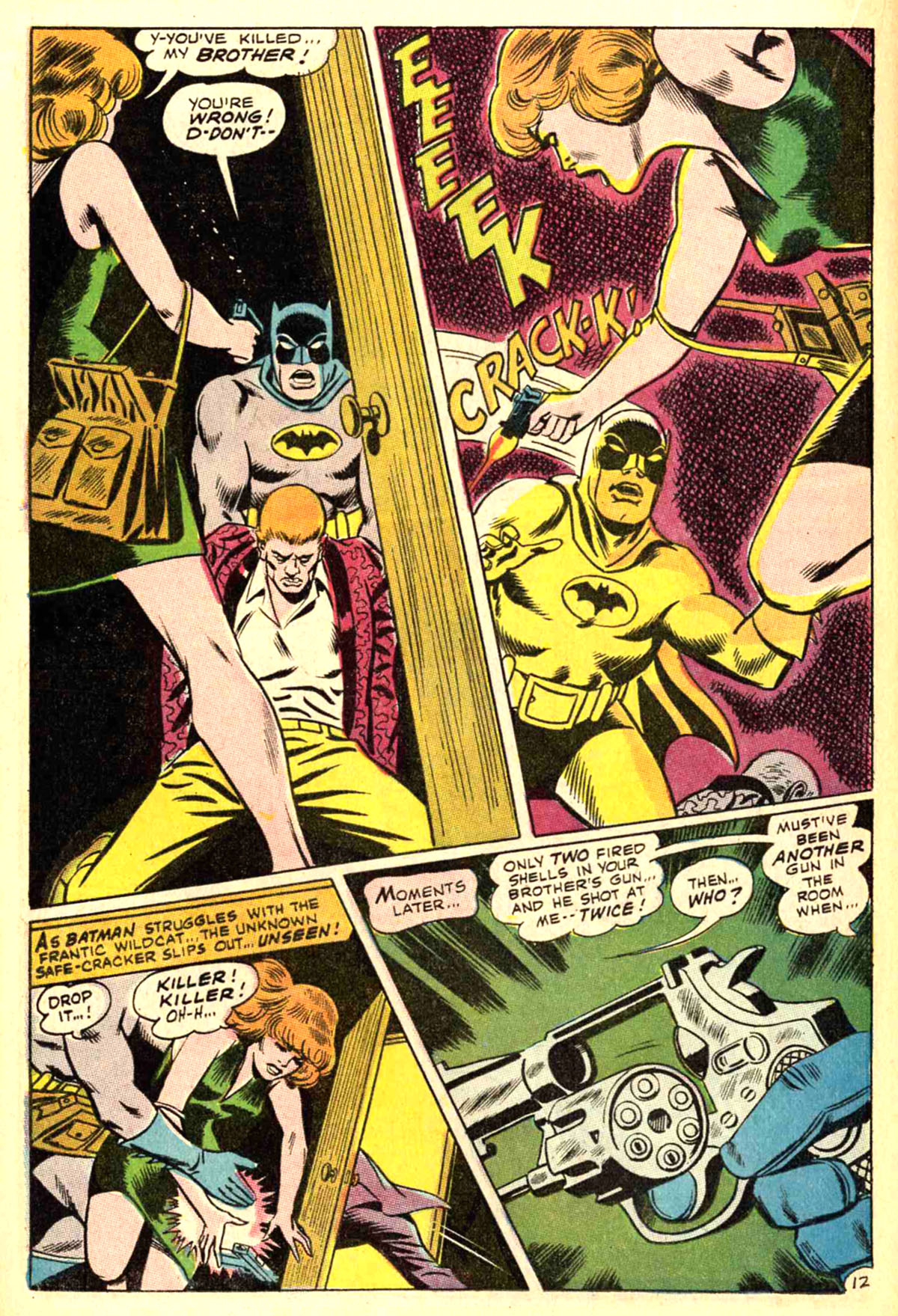 Detective Comics (1937) 380 Page 15