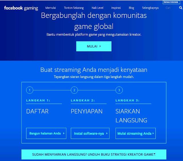 10 Syarat dan Ketentuan Menjadi Facebook Gaming Creator, Dapat Ratusan Juta