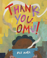thank you, omu! by oge mora cover