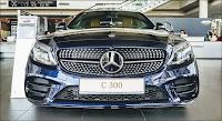 Mercedes C300 AMG 2019 màu Xanh Cavansite cá tính trẻ trung