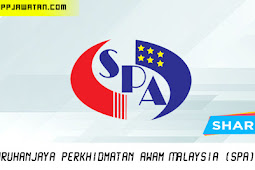 Jawatan Kosong di Suruhanjaya Perkhidmatan Awam Malaysia (SPA).