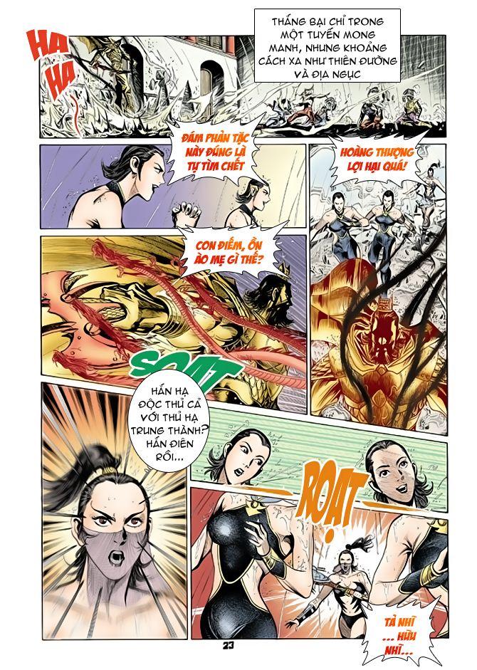 Đại Đường Uy Long chapter 64 trang 22