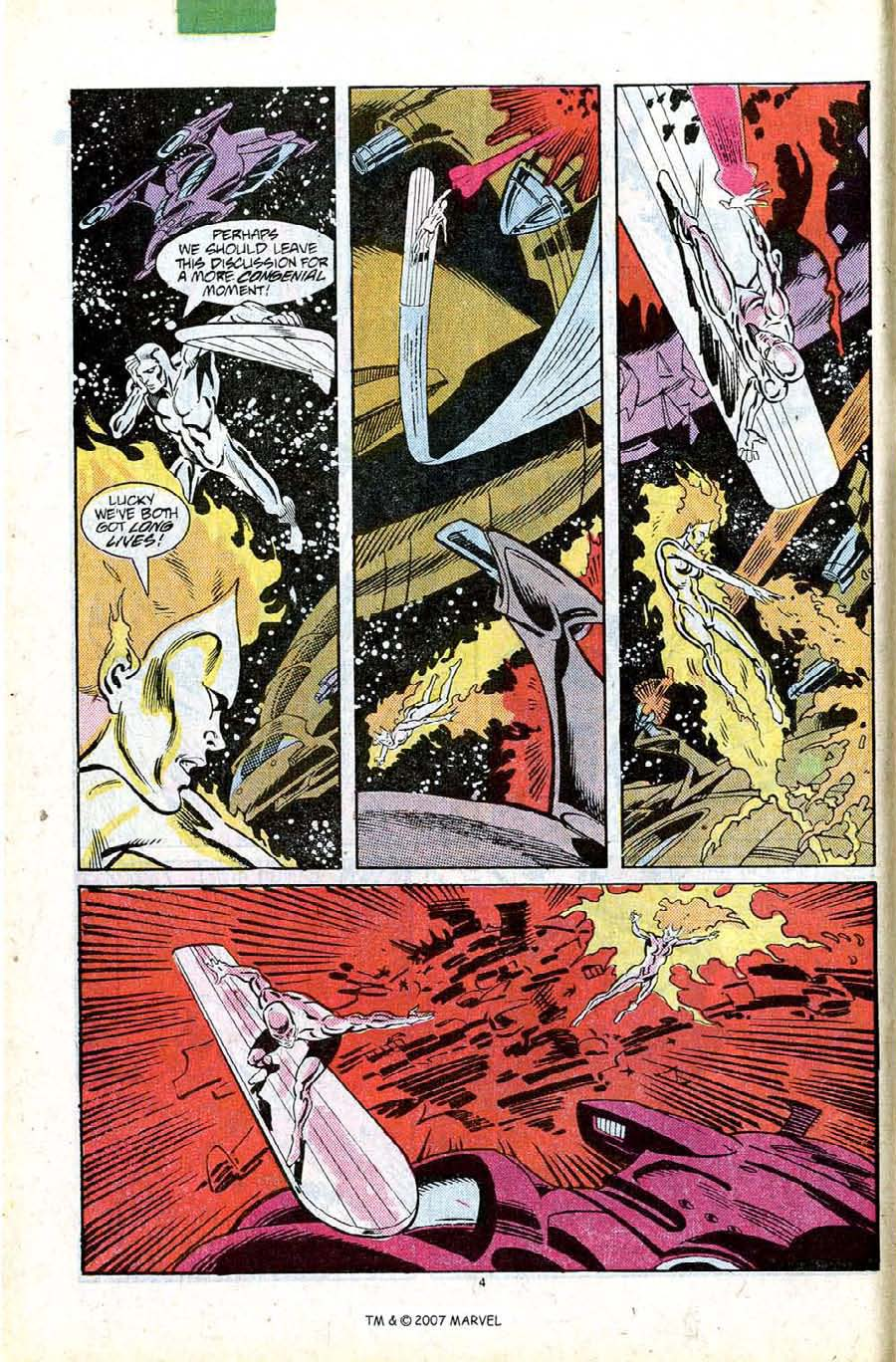 Read online Silver Surfer (1987) comic -  Issue #11 - 6