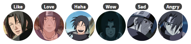 Itachi Reactions