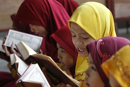 Meningkatkan Ketaqwaan Anak Di bulan Ramadhan