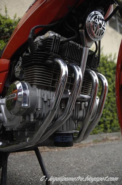 Les cousines Benelli / Moto Guzzi 254 (Années 70) _DSC0073
