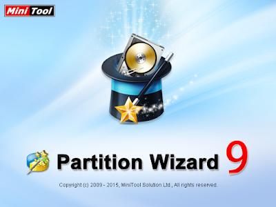 MiniTool Partition Wizard Pro Edition 9.1 Full Key - Quản lí phân vùng ổ cứng