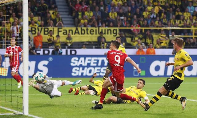 Hạ Dortmund đầy nghẹt thở, Bayern giành siêu cúp Đức