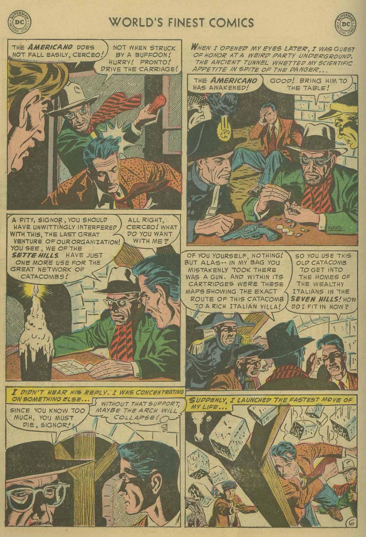 Read online World's Finest Comics comic -  Issue #69 - 48