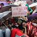 ঝড় বৃষ্টির মধ্যেই অনশন চালিয়ে যাচ্ছেন SSC চাকুরি প্রার্থীরা, নির্বিকার রাজ্য সরকার