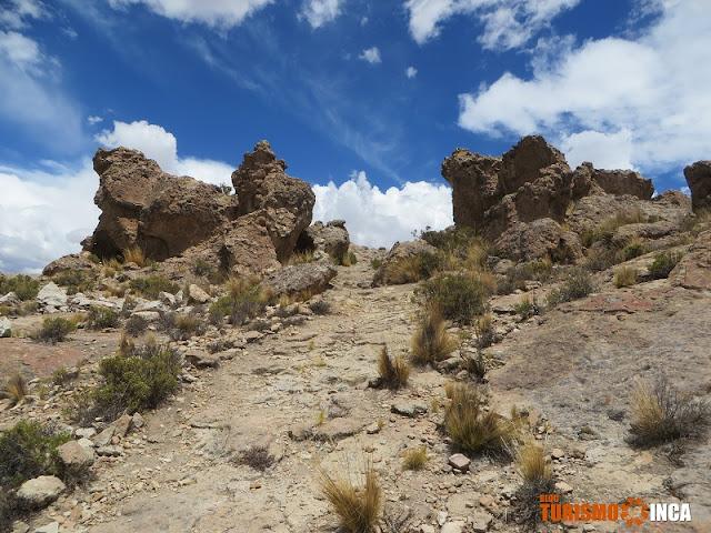 arte rupestre Sumbay Arequipa