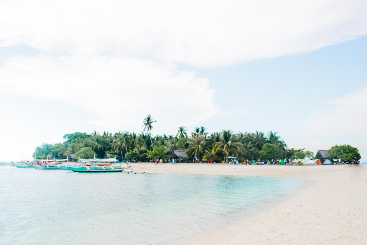 Digyo Island Sandbar