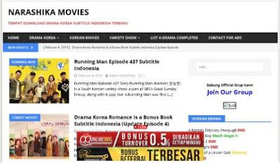 10+ situs download film drama korea terbaru subtitle Indonesia