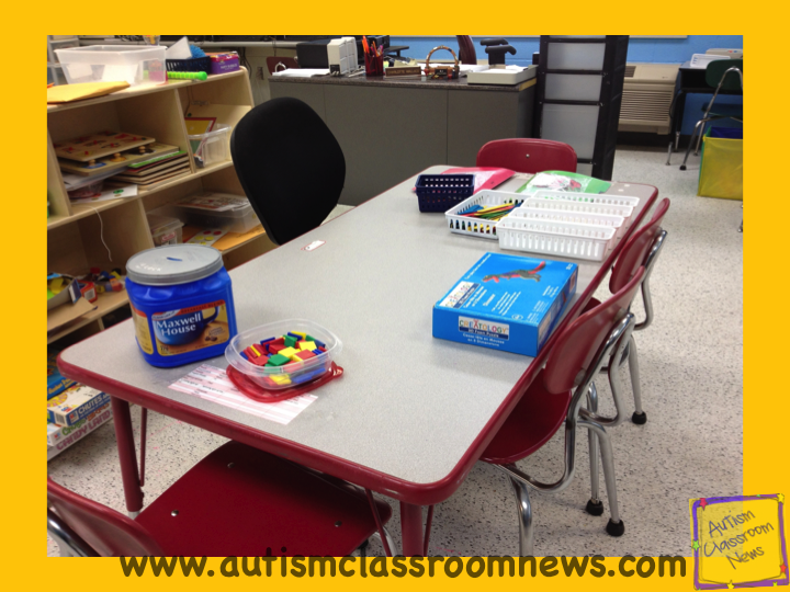 Classroom Design For Students With Autism ~ Making zoning plans work for everyone back to school