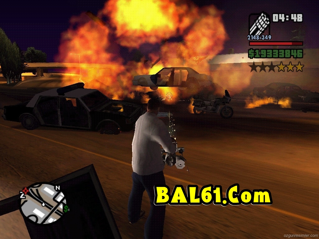 GTA San Andreas Download For Free   Download PC Games 88