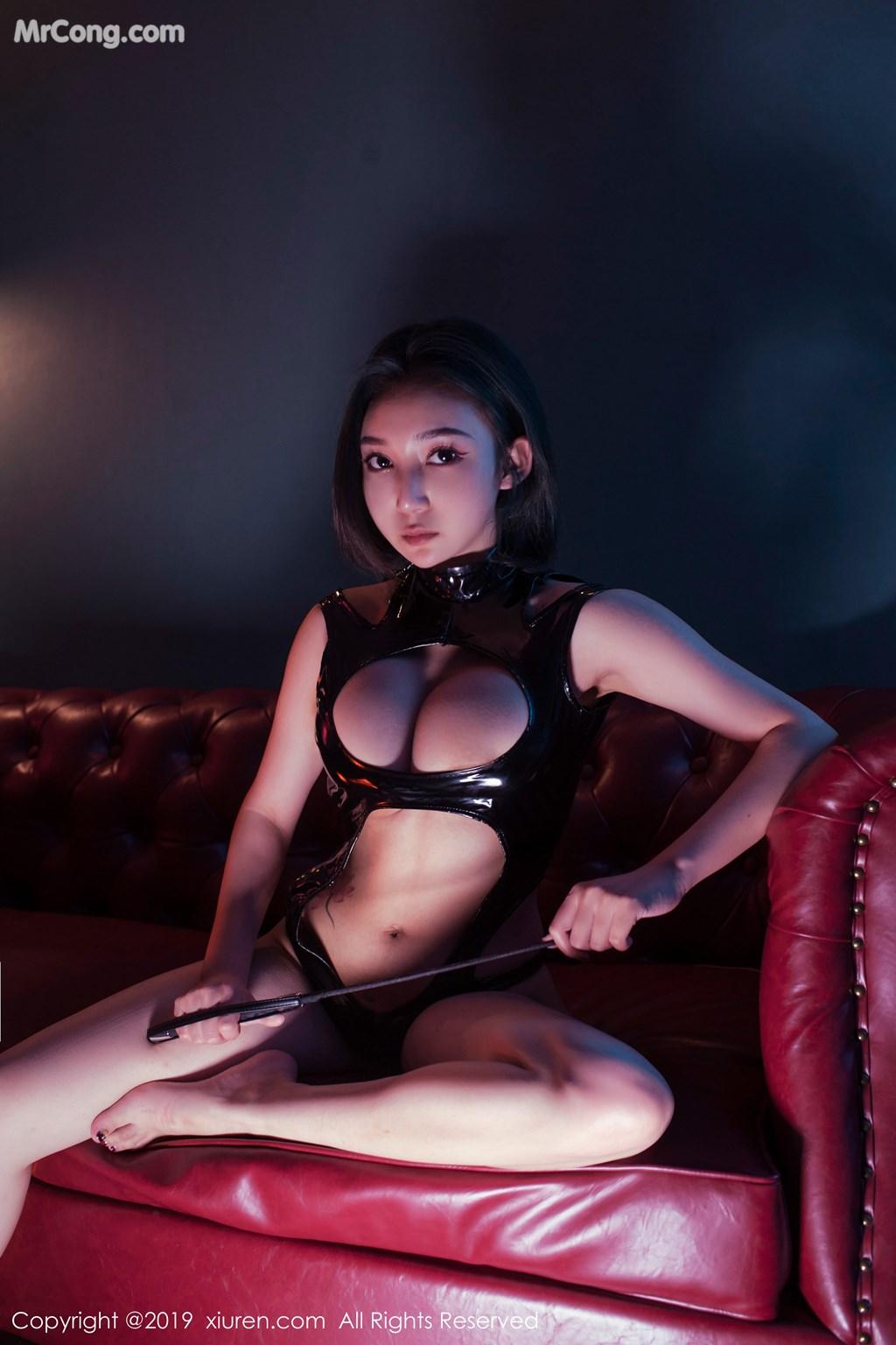 Image XIUREN-No.1374-Ju-Yin-MrCong.com-015 in post XIUREN No.1374: Ju Yin (姖尹) (46 ảnh)