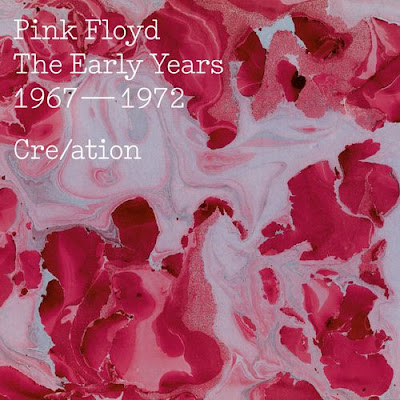 Pink Floyd The Early Years, 1967-1972 cover album Creation