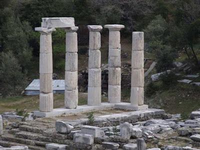 Η Κνωσός και τα... μυστήρια της Σαμοθράκης