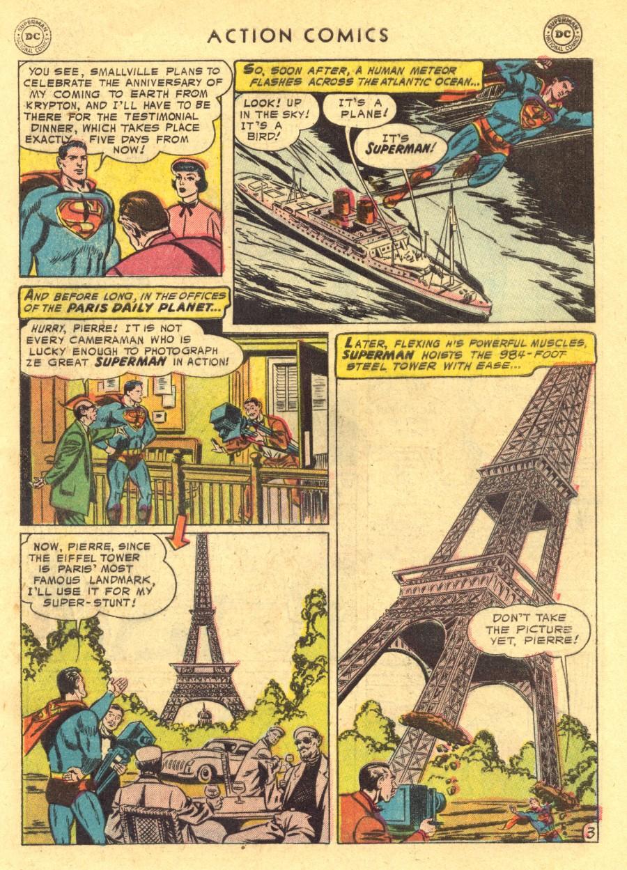Action Comics (1938) 211 Page 4