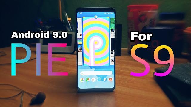 Samsung Galaxy S9 Akhirnya Cicipi Android 9.0 Pie Beta